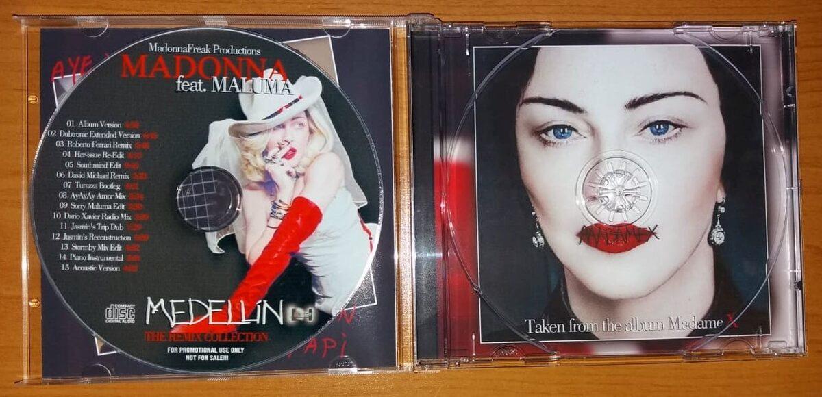 Madonna - Medellín I (The Remix Collection)