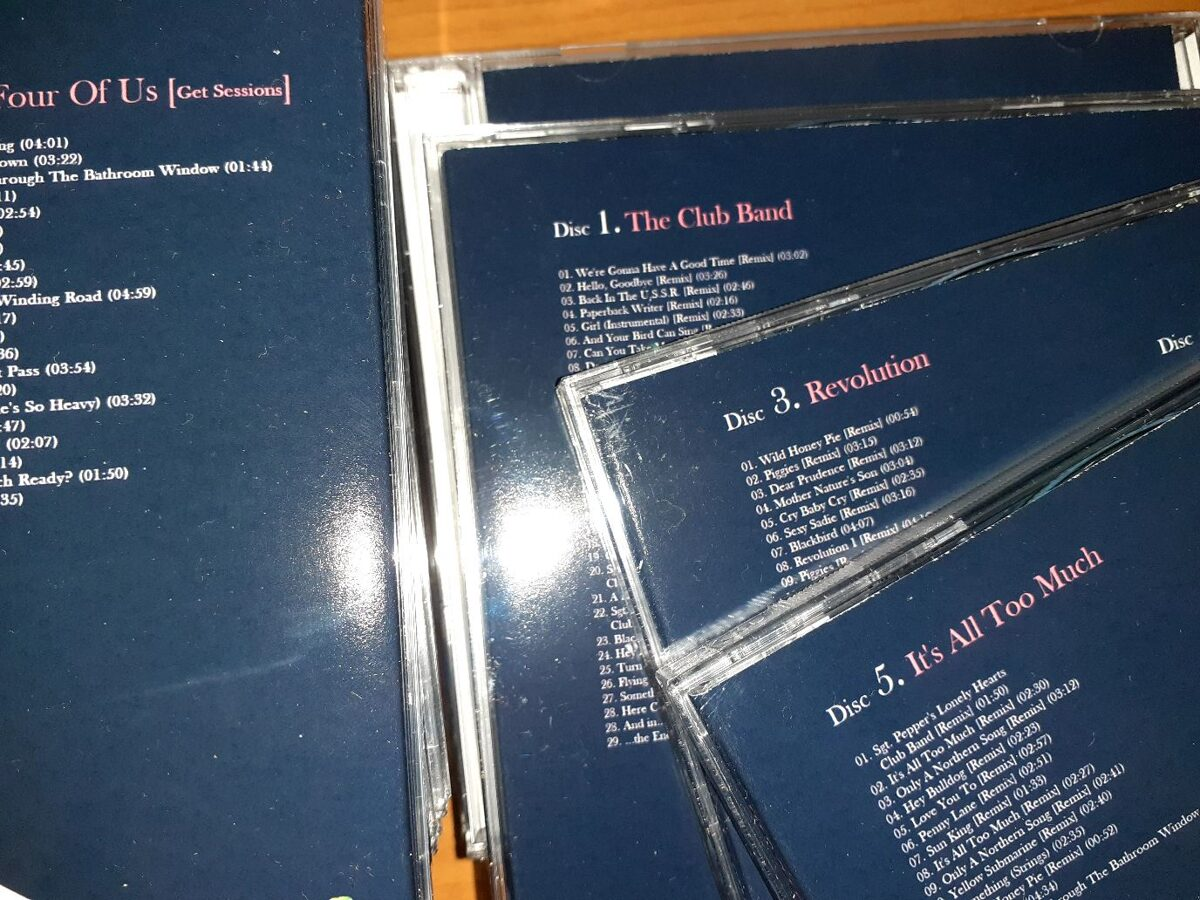 Beatles - The Last Lost Album 15 x 2CD