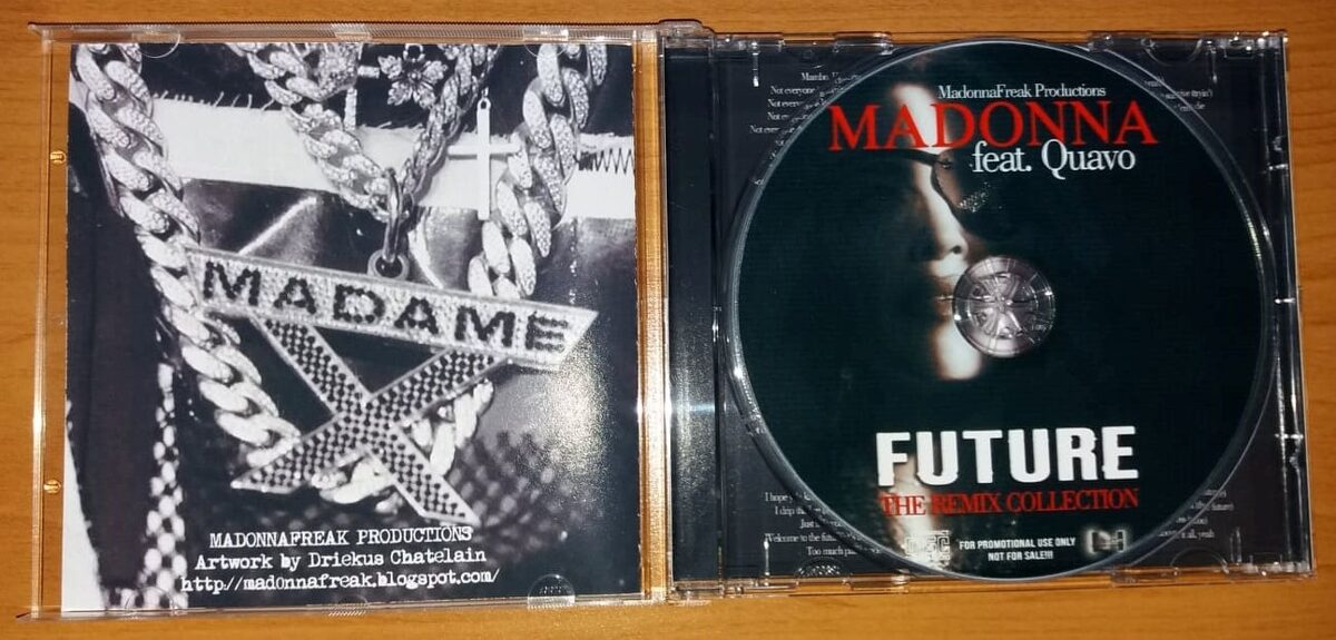 Madonna - Future (The Remix Collection)