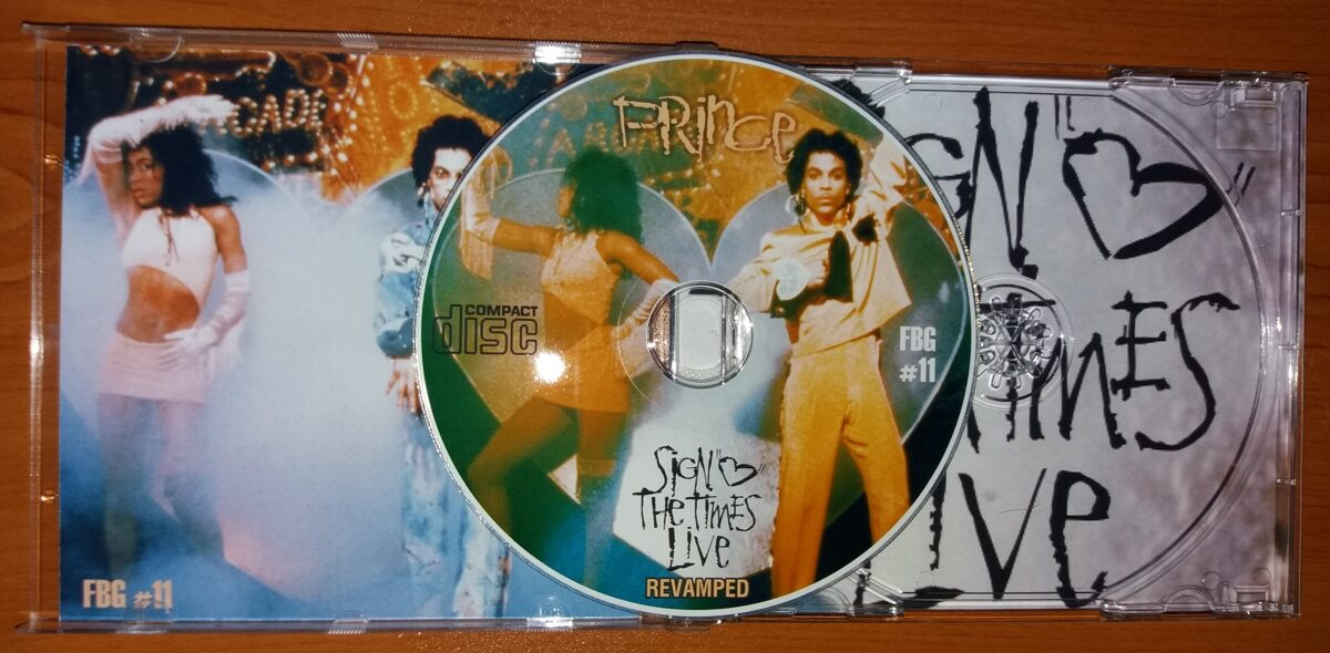 Prince - Sign O The Times Live Revamped