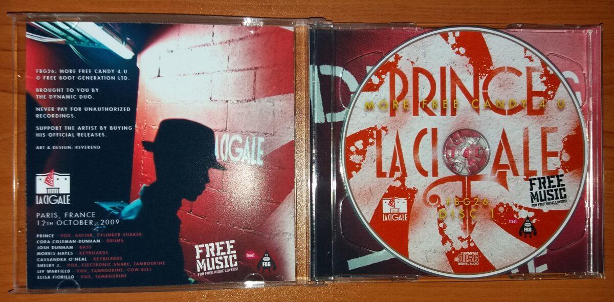 Prince - More Free Candy 4 U 2CD