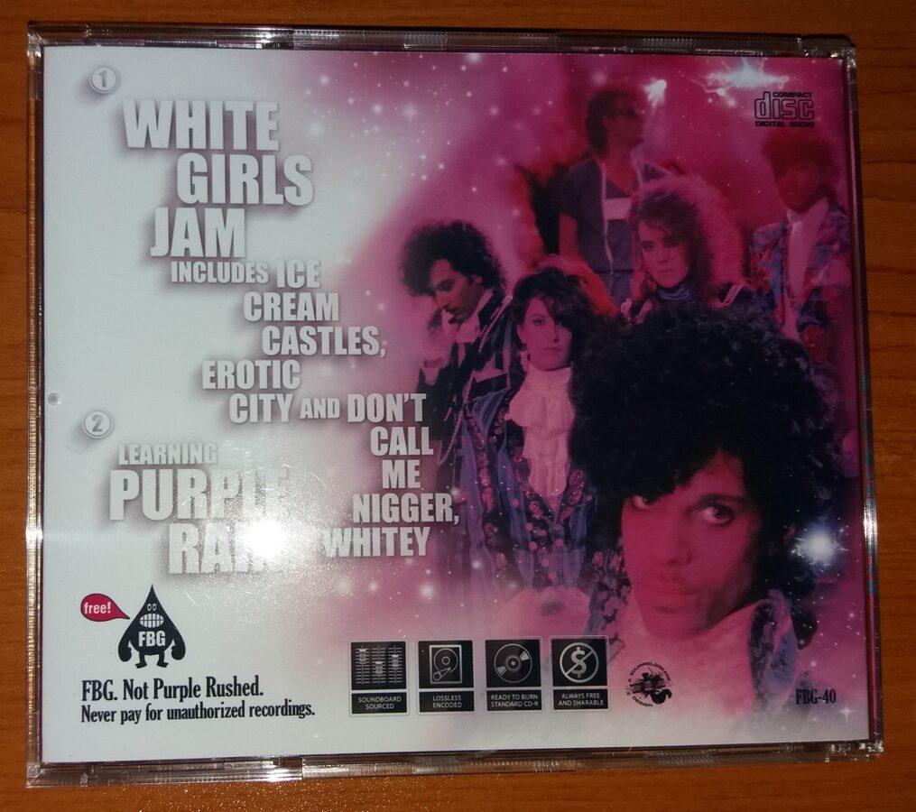 Prince - White Girls Soundcheck