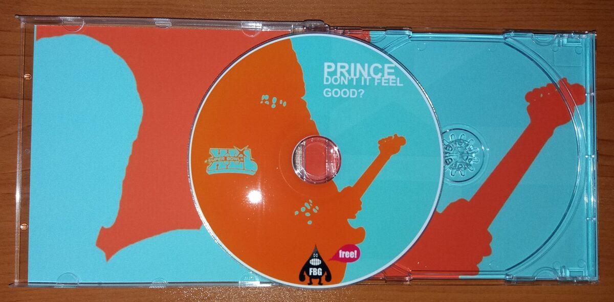 Prince - Don't It Feel Good