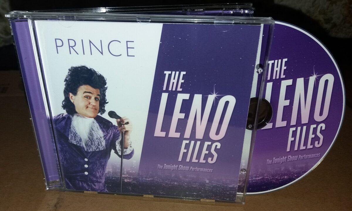Prince - The Leno Files