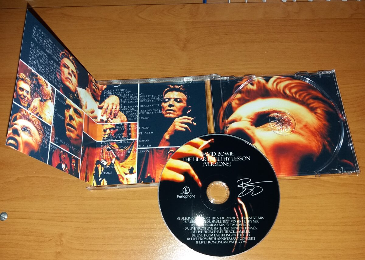 David Bowie - The Hearts Filthy Lesson (Versions)