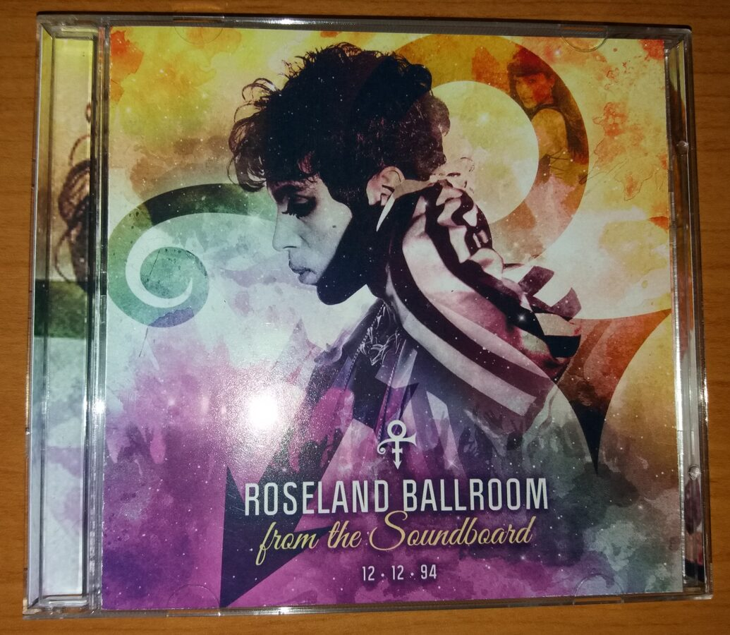 Prince - Roseland Ballroom Soundboard 2CD
