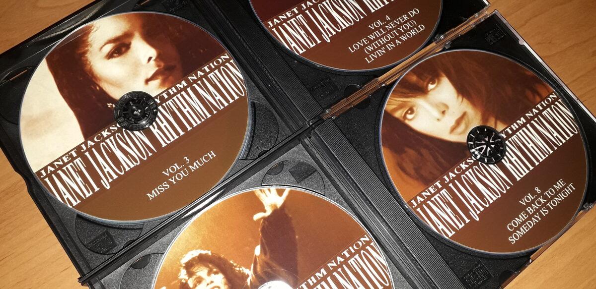 Janet Jackson - Rhythm Nation 1814 (25 Edition) 2 x 4CD