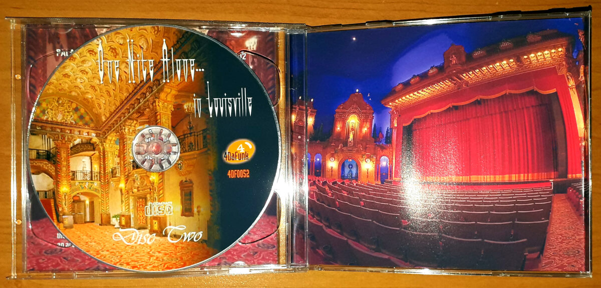 Prince - One Nite Alone In Louisville 2CD