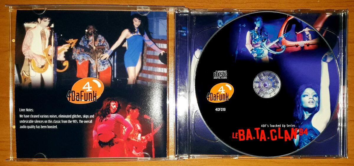 Prince - Le Bataclan '94 2CD