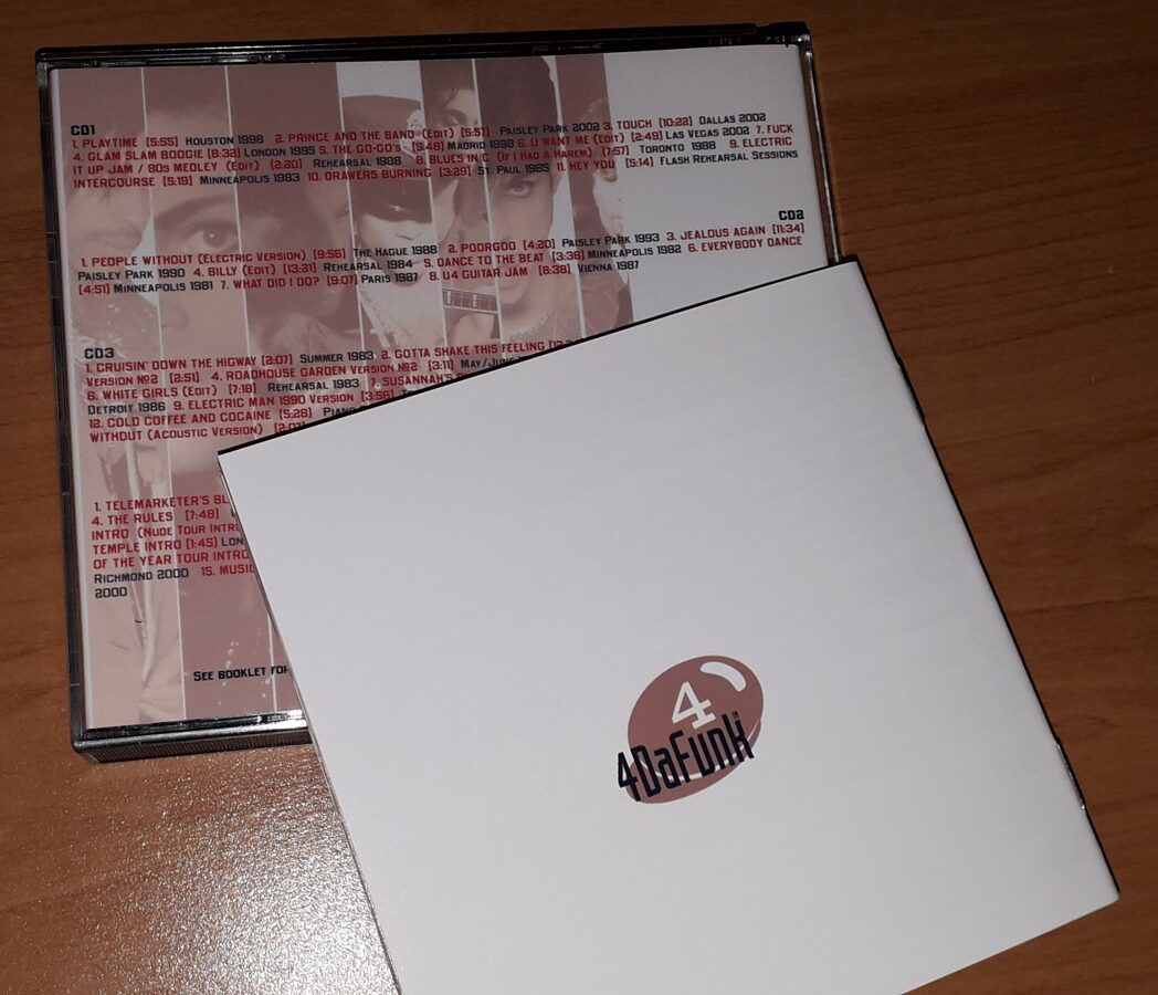 Prince - Playtime 4CD
