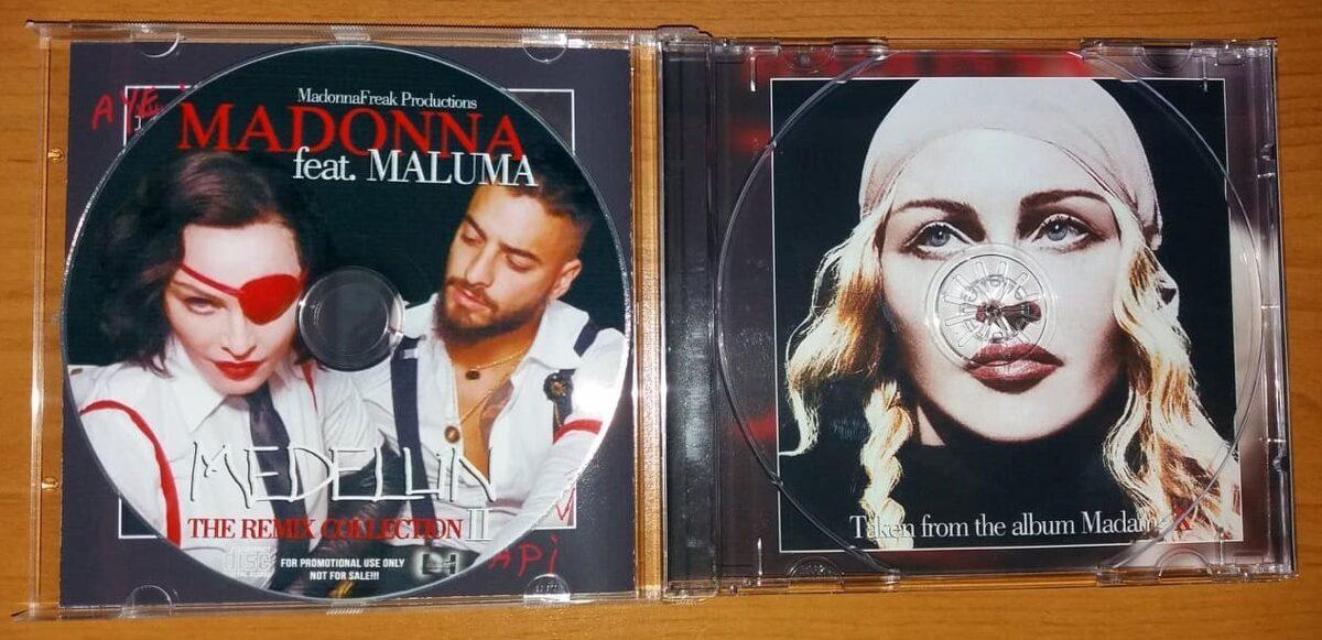 Madonna - Medellín II (The Remix Collection)