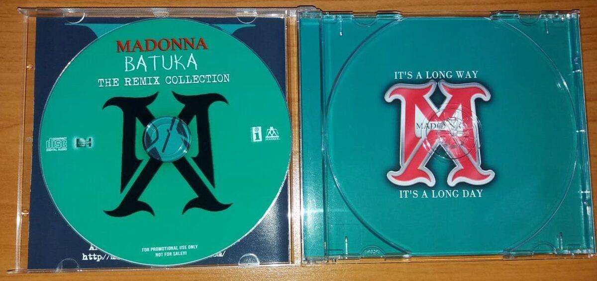 Madonna - Batuka (The Remix Collection)