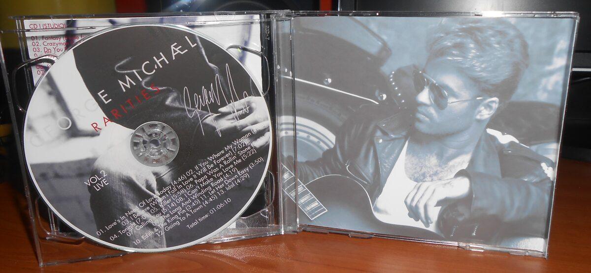 George Michael - Rarities 2CD