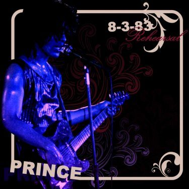 Prince - 8-3-83 Rehearsal 2CD