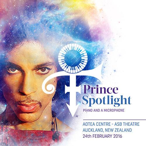 Prince - Piano & A Microphone Auckland, New Zealand 4CD