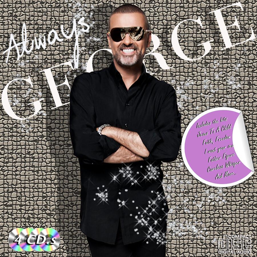 George Michael - Always George 4CD