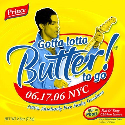 Prince - Gotta Lotta Butter To Go 2CD