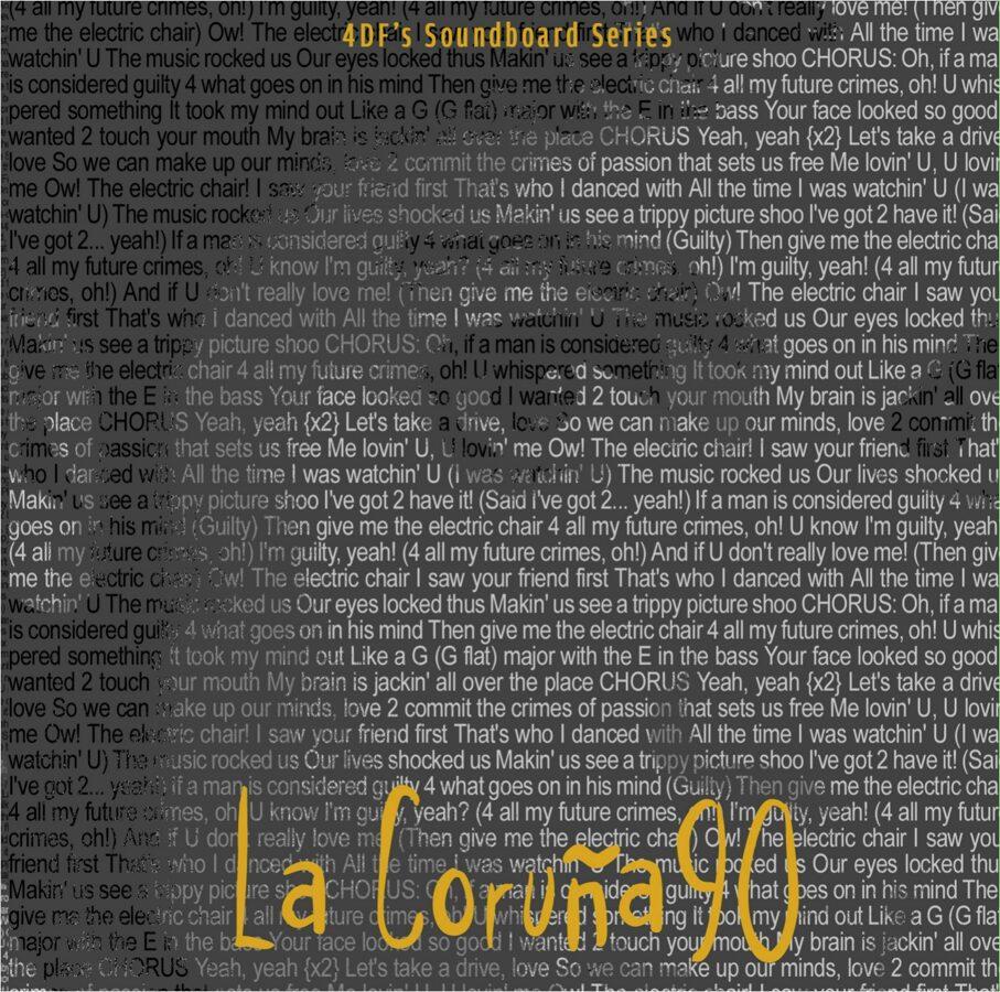 Prince - La Coruna 90 2CD