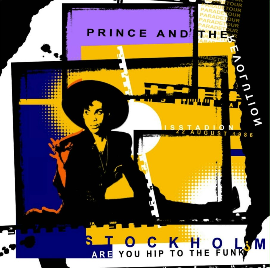 Prince - Stockholm, Are You Hip To The Funk? 2CD
