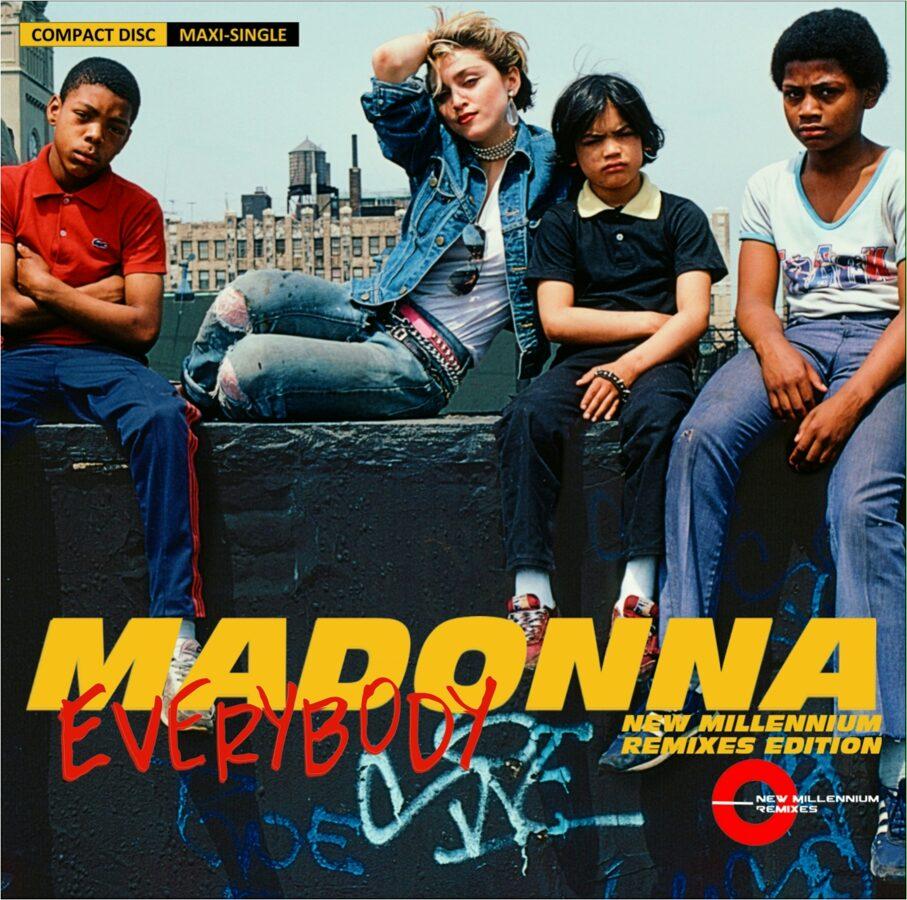 Madonna - Everybody (New Millennium Remixes Edition)