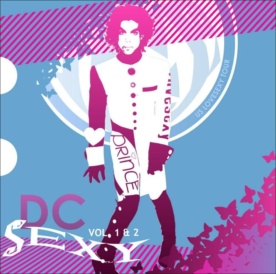 Prince - D.C. Sexy Vol. 1 & 2 4CD