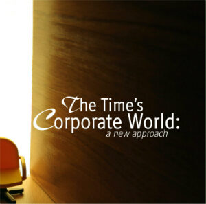 The Time - Corporate World: A New Approach
