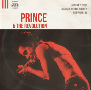 Prince - Parade in Madison Square Garden