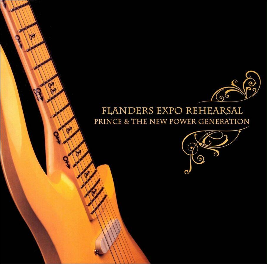 Prince - Flanders Expo Rehearsal 3CD