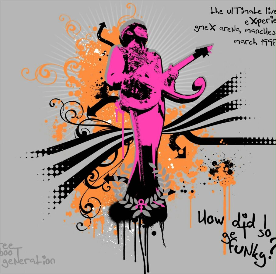 Prince - How Did I Get So Funky? 3CD