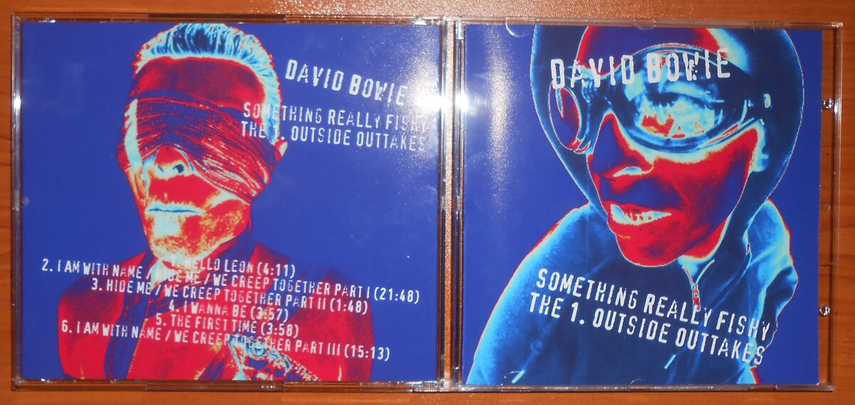 David Bowie - Something Really Fishy - The 1. Outside Outtakes