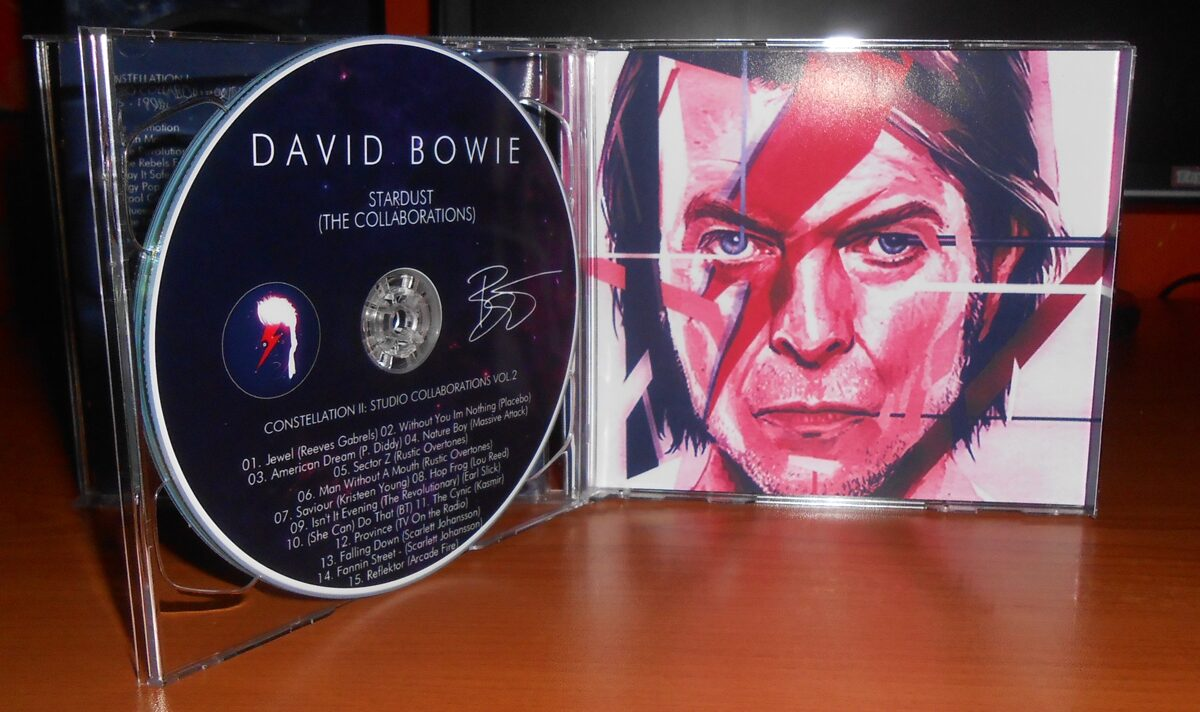 David Bowie - Stardust (The Collaborations) 2CD