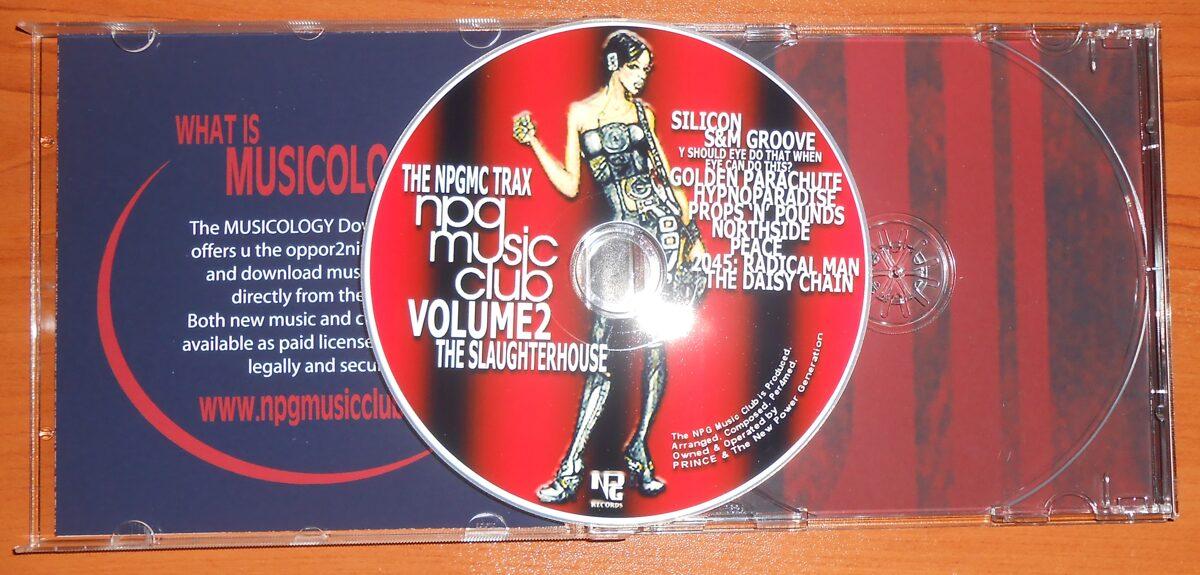 Prince - The Slaughterhouse