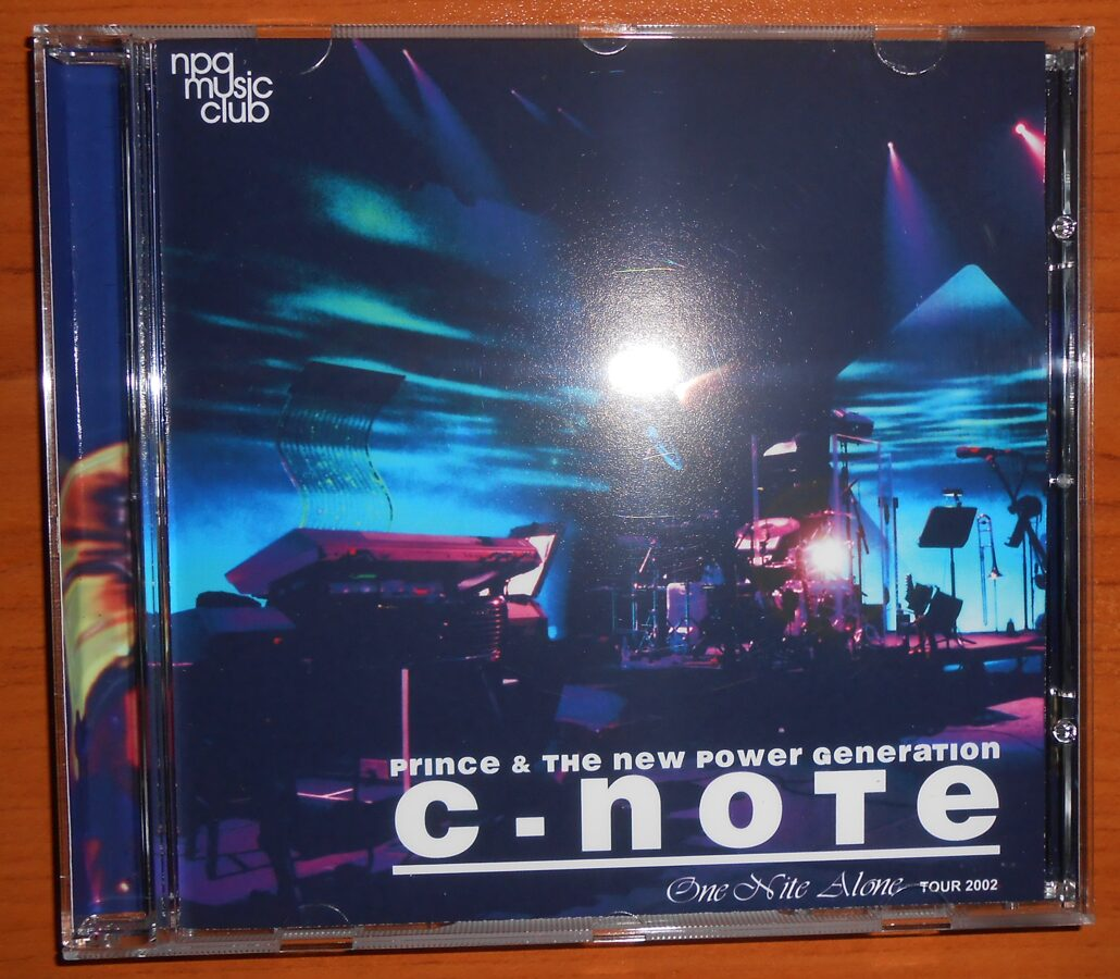 Prince - C-Note