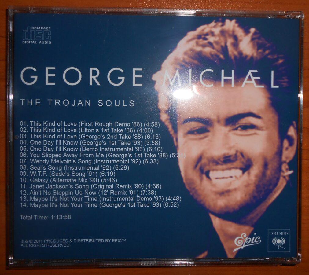 George Michael - The Trojan Souls