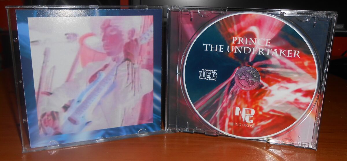 Prince - The Undertaker