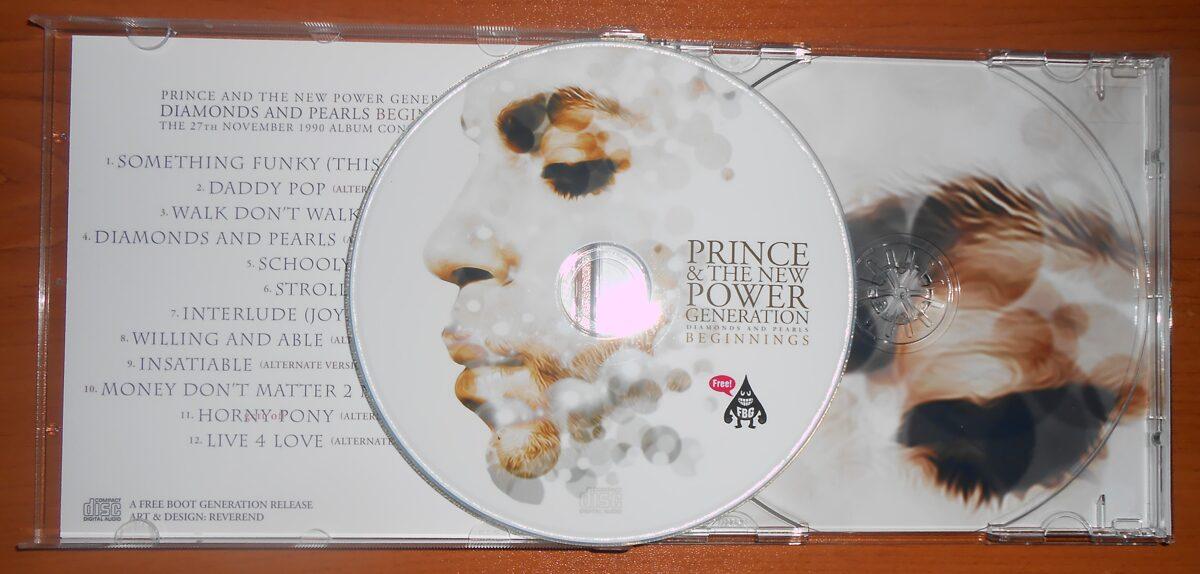 Prince - Diamonds And Pearls (Beginnings)