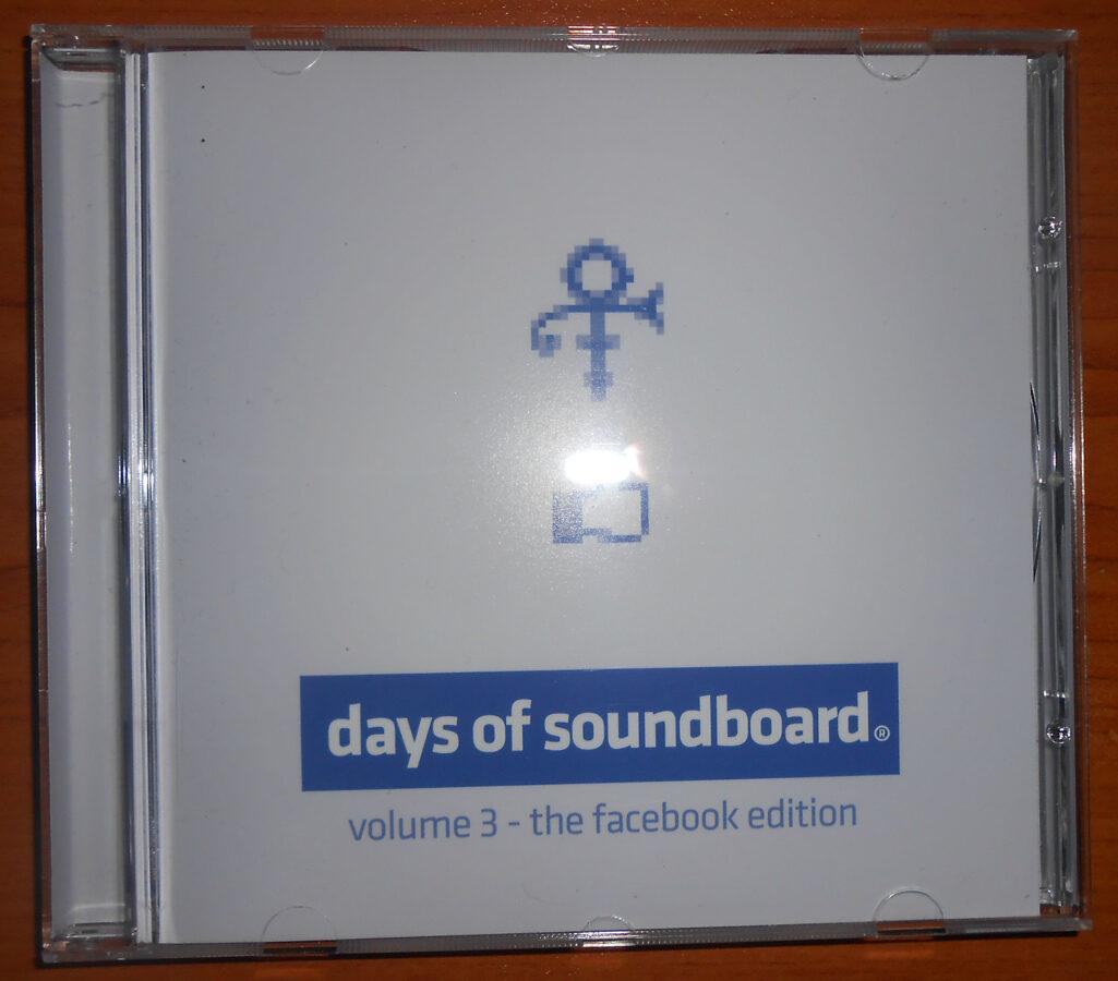 Prince - Days of Soundboard Vol 3
