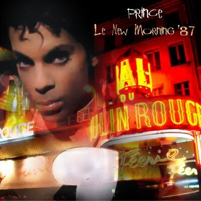 Prince - Le New Morning '87