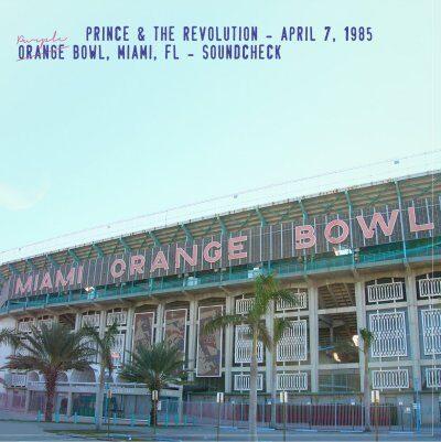 Prince - Miami, FL Soundcheck 85