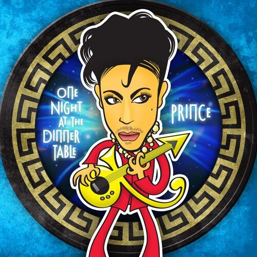 Prince - One Night at the Dinner Table 2CD