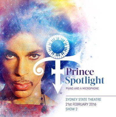 Prince - Piano & A Microphone Sydney State Theatre Show 2 2CD