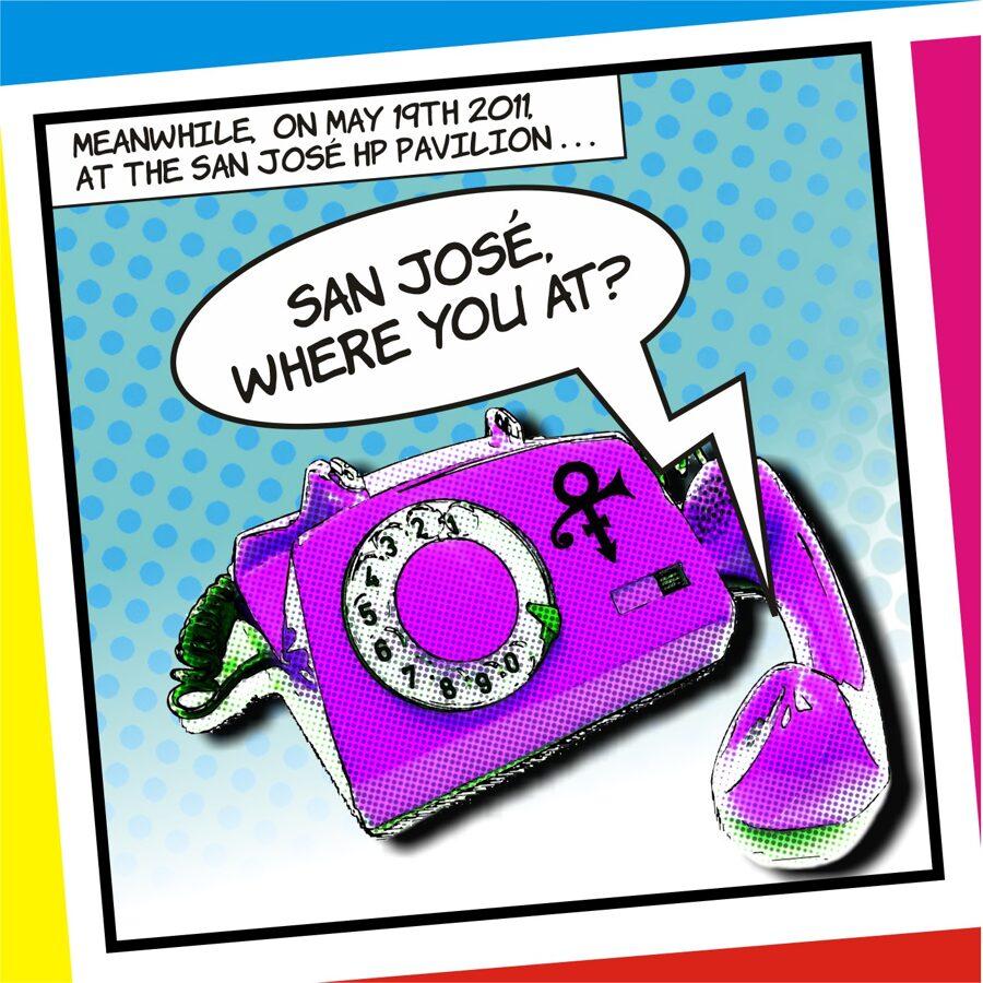 Prince - San Jose, Where You At 2CD