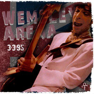 Prince - Wembley Arena 3.3.95 2CD