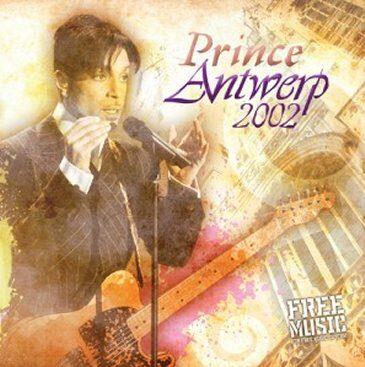 Prince - Antwerp 2002 2CD