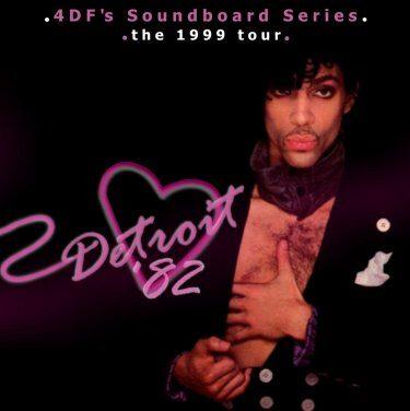 Prince - Detroit '82
