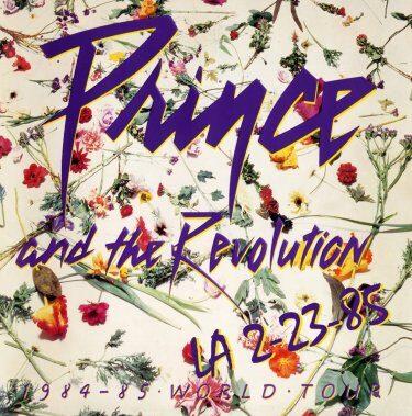 Prince - L.A. 2-23-85 2CD