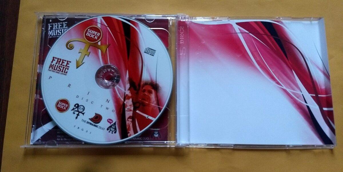 Prince - Super Bock 2CD