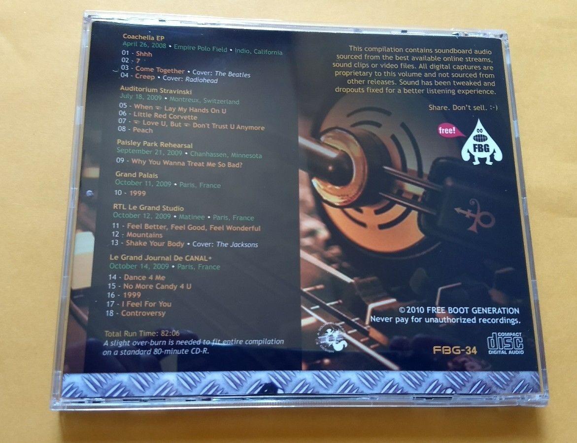 Prince - Days of Soundboard Vol 2