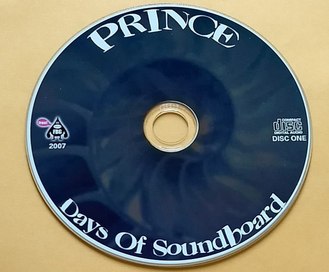 Prince - Days of Soundboard Vol 1 2CD