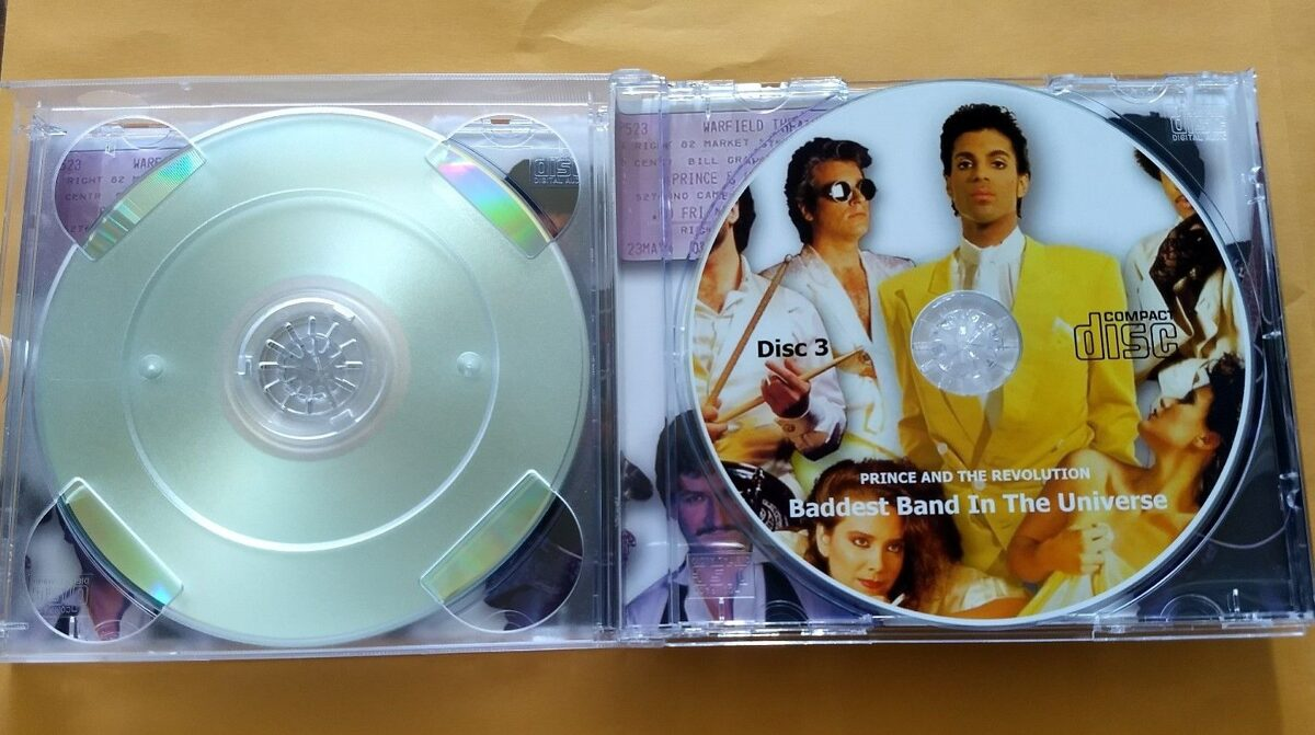 Prince - Baddest Band In The Universe 3CD